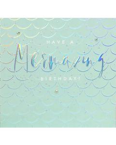 Have a Mermazing Birthday!