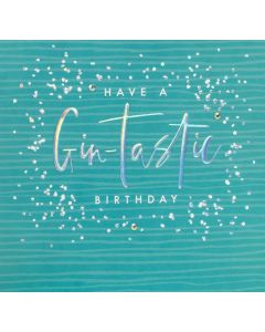 Have a Gin-tastic Birthday