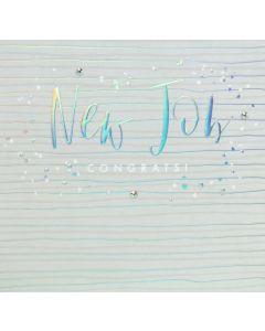 New Job Congrats!