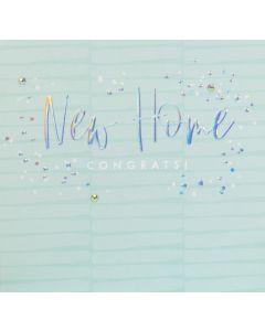 New Home Congrats!
