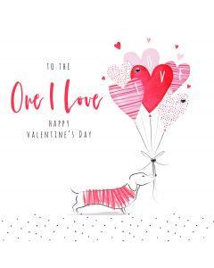 To the One I Love, Happy Valentine's Day