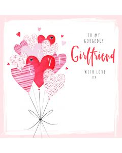 To my Gorgeous Girlfriend, With Love