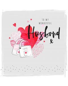 To my wonderful Husband