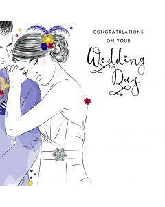 To the new Mr & Mrs Card