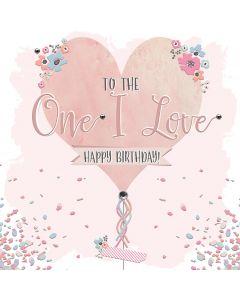 To the One I Love, Happy Birthday