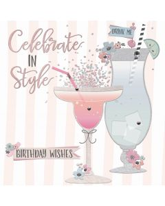 Celebrate in Style, birthday wishes