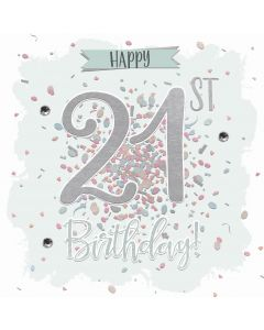 Happy 21st Birthday!
