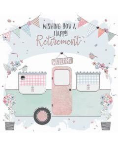 Wishing you a Happy Retirement