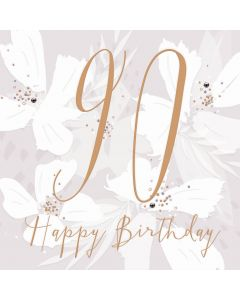 Happy Birthday, 90