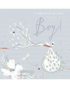 Congratulations, its a boy
