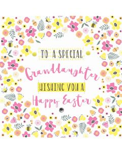 To a special Granddaughter, wishing you a Happy Easter