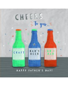 Cheers to you, Happy Father's Day