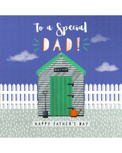 To a special Dad! Happy Father's Day