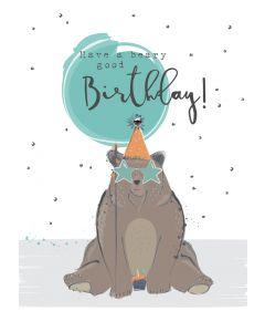 Have a beary good Birthday