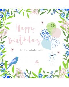 Happy Birthday - have a wonderful day card