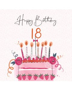 Happy Birthday, 18