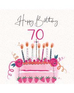 Happy Birthday, 70