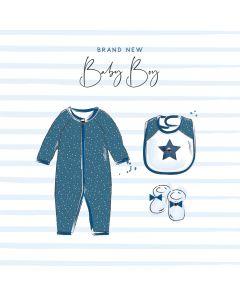 Brand New Baby Boy