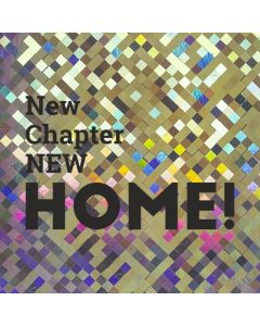 New Chapter NEW HOME!  - Holographic New Home Card