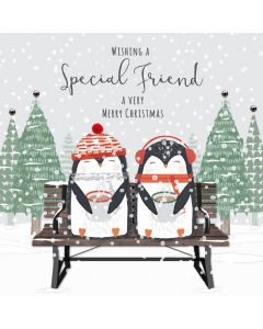 Wishing a Special Friend a very Merry Christmas