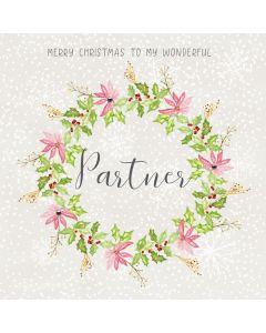 Merry Christmas to my Wonderful Partner