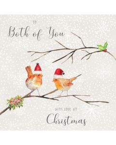 To both of You, with love at Christmas