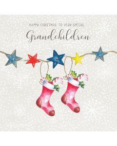 Happy Christmas to very special Grandchildren