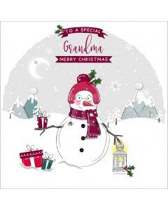 To a special Grandma, Merry Christmas