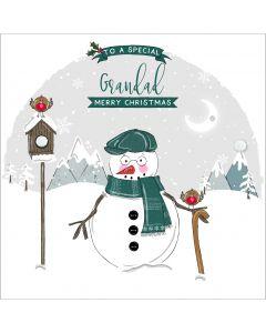 To a special Grandad, Merry Christmas