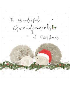 To wonderful Grandparents at Christmas