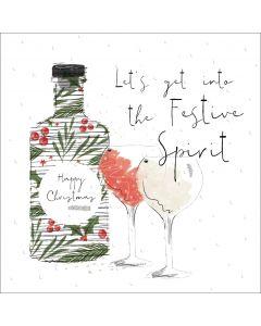 Let's get into the Festive Spirit