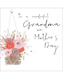 To a wonderful Grandma on Mother's Day