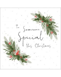 To Someone Special this Christmas