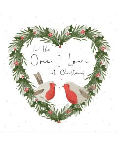 To the One I Love at Christmas