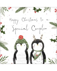 Happy Christmas to a Special Couple