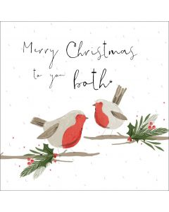Merry Christmas to you both