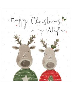 Happy Christmas to my Wife