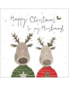 Happy Christmas to my Husband