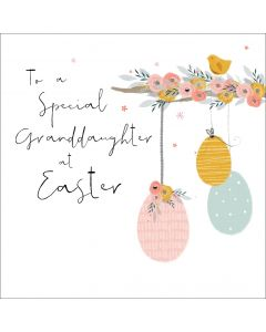 To a special Granddaughter at Easter