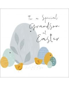 To a special Grandson at Easter