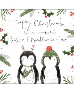 Happy Christmas to a wonderful Sister and Brother-in-Law