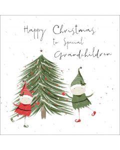 Happy Christmas to special Grandchildren