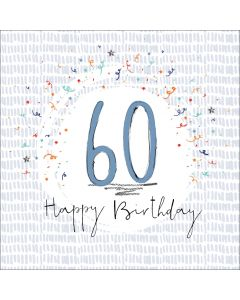 Happy Birthday - 60