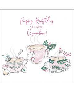 Happy Birthday to a lovely Grandma!