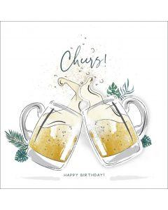 Cheers, Happy Birthday!