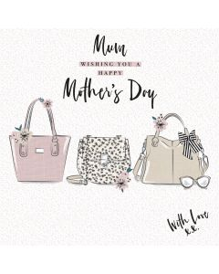 Mum, Wishing you a Happy Mother's Day