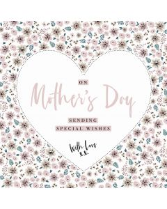 On Mother's Day, sending Special Wishes