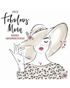 To a fabulous Mum, Happy Mother's Day