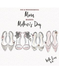 To a wonderful Mum, Happy Mother's Day