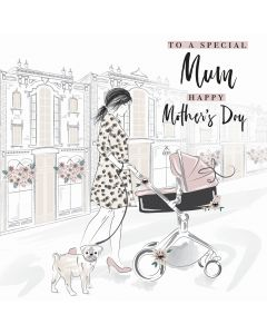 To a special Mum, Happy Mother's Day